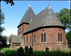 Saint John the Baptist's, Burringham, Lincolnshire