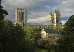 York Minster, York, North Yorkshire