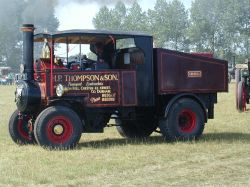 Steam Wagon - Driffield Steam and Vintage Rally