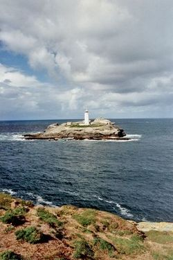 Cornish Lighthouse