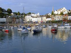 Torquay Harbour, Devon