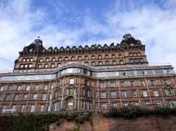 The Grand Hotel, Scarborough.