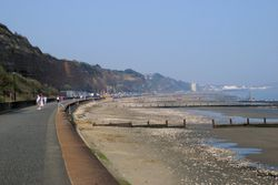 Shanklin Promenade & Cliffs