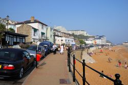 Ventnor Promenade, Isle of Wight