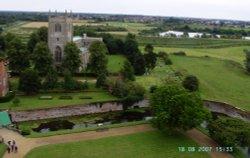 Tattershall Castle Views