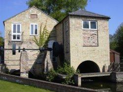 Thetford Pulp Mill, Norfolk