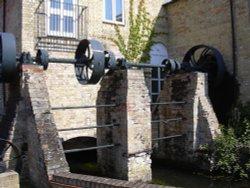 Thetford Pulp Mill mechanism, Norfolk