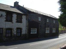Mill Lane cottages, Norfolk