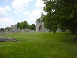 Thetford Priory in Thetford, Norfolk
