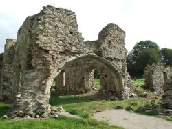 Grace Dieu Priory, Thringstone, Leicestershire
