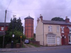 Old Water Tower, Headless Cross, Redditch, Worcestershire