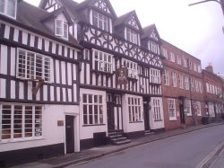 High Street, Bewdley, Worcestershire