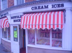 Teddy Grays Sweet Shop, Bewdley, Worcestershire