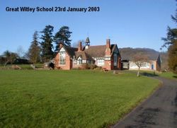 Great Witley C of E School, Worcestershire