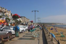 Sandown Promenade, Isle of Wight