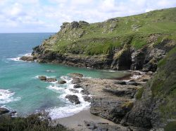 Piskies Cove, near Helston, Cornwall