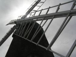 Selsey windmill, West Sussex