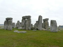 Stonehenge October 2007