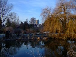 Bungay in Winter