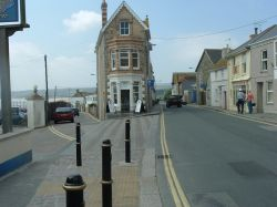 Ancient Market Town of Marazion, Cornwall Wallpaper