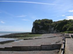 St Margarets at Cliffe beach, near Dover, Kent