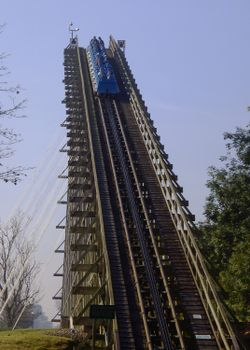 The Ultimate, Lightwater Valley Park, Ripon, North Yorkshire