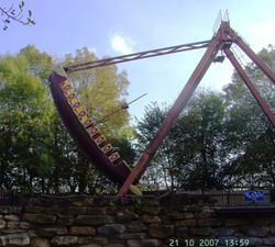 The Wave, Lightwater Valley Park, Ripon, North Yorkshire Wallpaper