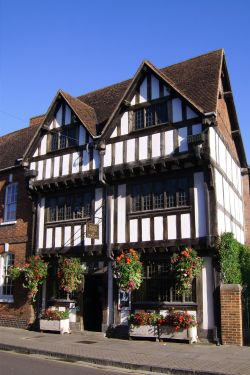 Nash`s House & New Place, Stratford-upon-Avon, Warwickshire