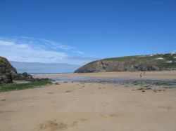 Mawgan Porth Beach, Cornwall