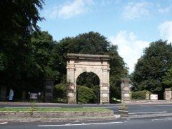 Gateway to the Park, Chorley, Lancashire