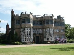 Astley Hall in Chorley, Lancashire