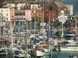 Ramsgate Harbour, Kent Wallpaper
