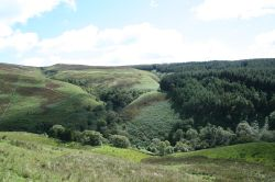 Dunsop Fell, Forest of Bowland, Lancashire