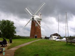 Horsey Drainage Mill, Norfolk Broads