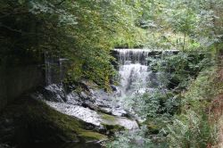 Waterfall at Roughlee