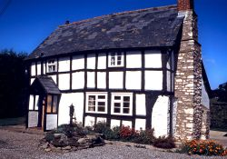 Cottage in Shobdon, Herefordshire