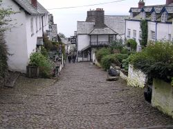 Clovelly, Devon.