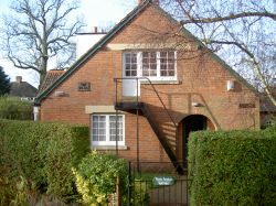 The former home of C. S. Lewis - the Kilns