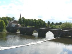 Chester in May