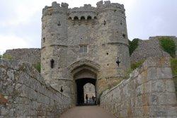 Carisbrooke Castle IOW