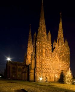 Christmas at Lichfield Cathedral