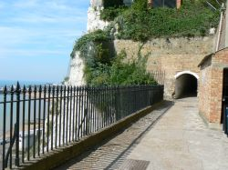 Railings at  Dover Castle