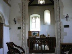 Church of St. Nicholas, Barfrestone