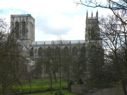 York Minster in North Yorkshire