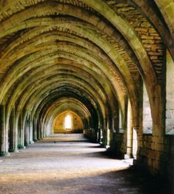Fountains Abbey, Ripon, North Yorkshire