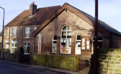 Treeton Reading Room, South Yorkshire