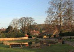 Brantingham Village Pond, East Riding of Yorkshire