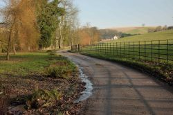 Brantingham Dale View, East Riding of Yorkshire