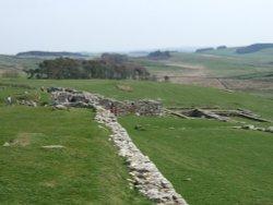 Housesteads fort, Haltwhistle, Northumberland