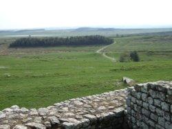 Housesteads Roman Fort, Haltwhistle, Northumberland